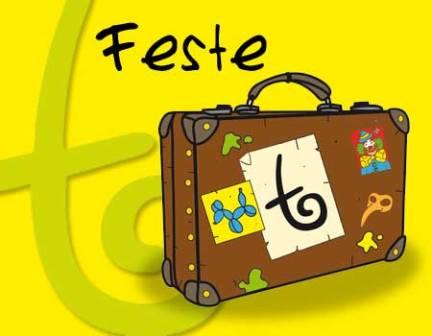 Festa in valigia